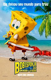 Bob Esponja - Um Her�i Fora D��gua