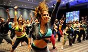 Folder do Evento: Zumba Fitness