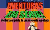 """Oficina de Cinema """"Aventuras em Série"""""""