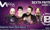 Sexta Fantasy- Viña Club - São Roque