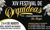 XIV Festival de Orquídeas e Plantas