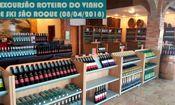 Folder do Evento: Excursão Roteiro do Vinho em São Roque