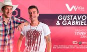 Folder do Evento: Sábado Sertanejo - Gustavo & Gabriel