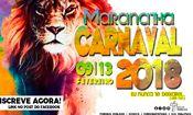 Folder do Evento: Maranatha de Carnaval