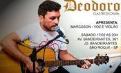Folder do Evento: Show 17/02 no Deodoro - São Roque