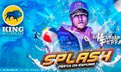 Splash • Festa da espuma