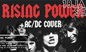 CCT Ao Vivo: Rising Power (AC/DC Cover)