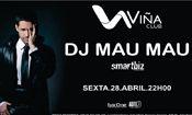 Sexta Pop DJ Mau Mau - Viña Club