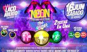 Neon colors + Festa do farol