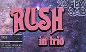 CCT Ao Vivo: Rush In Trio