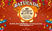 Batucada do Bloco + Banda Balakubaka