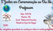 Comemoração Dia dos Professores
