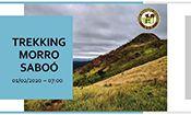 Trekking Morro Saboó