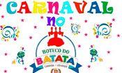 Folder do Evento: Carnaval no Boteco do Batata!