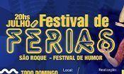 Festival De Férias - São Roque