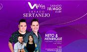 Neto & Henrique + convidados - Viña Club