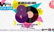 Folder do Evento: Sexta Pop - Viña Club São Roque