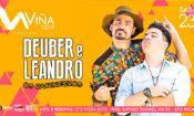 Sábado Sertanejo - Deuber e Leandro
