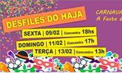 Folder do Evento: Carnaval Do Haja Figado São Roque