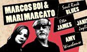 CCT Ao Vivo: Marcos Boi & Mari Marcato