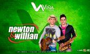 Sábado Sertanejo - Newton & Willian