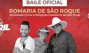 Baile Oficial Romaria São Roque