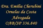 Advogada Emília Cherubini