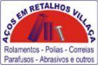 Aços em  Retalhos Villaça