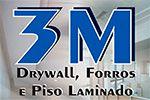 3M Drywall, Forros e Pisos Laminados