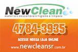 New Clean - Materiais Descartáveis, Higiene e Limpeza - São Roque