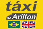 Arilton´s Taxi - O taxista que fala Inglês / English speaking taxi driver