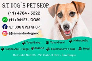S.T Dog´s Pet Shop