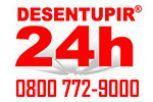 Desentupir 24h - Desentupidora e Dedetizadora Dia & Noite