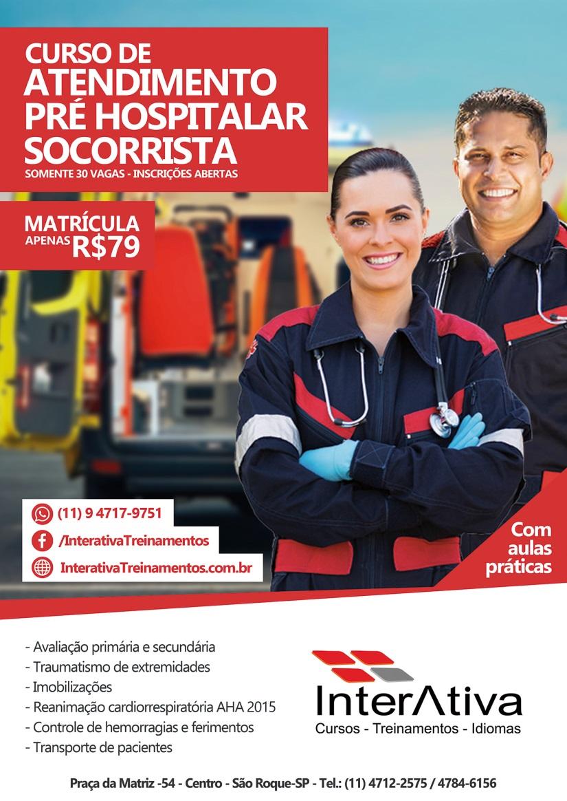curso socorrista de ambulancia