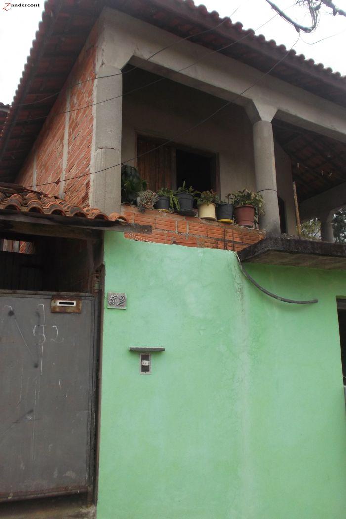 CASA PQ. ALIANÇA C/ SALÃO COMERCIAL