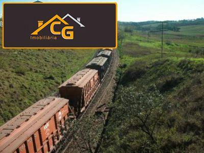 Terreno Industrial com Ferrovia