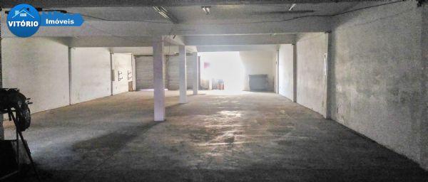 Salão ótimo para estacionamento