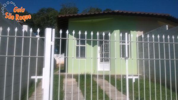 Casa térrea bem construída