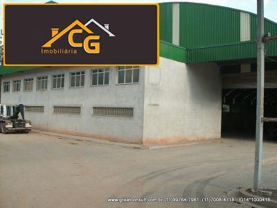 Galpão Industrial Araçariguama-SP