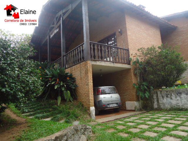 Ref: 12438  - Chacara Com Linda Casa De Tijolinho