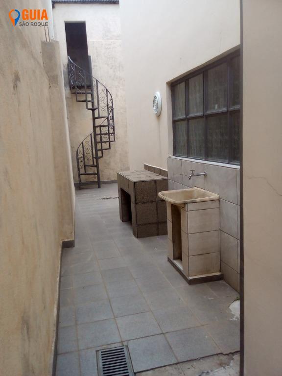 Sobrado com 3 dormitórios para alugar, 161 m² por R$ 2.200,00/mês - Jardim Esther - São Roque/SP