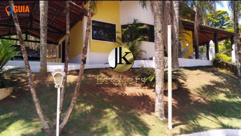 Excelente residência à venda em Condomínio de Alto Padrão - São Roque - SP