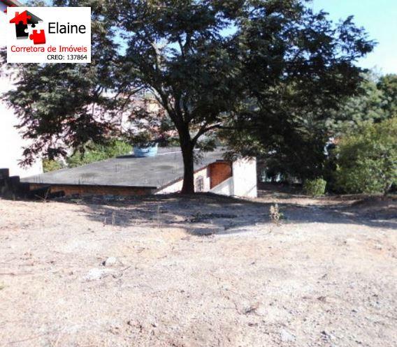 Ref: 17284  - Terreno Com Construção