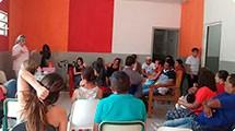 Prefeitura realiza todo m�s reuni�o de Planejamento Familiar com mun�cipes de Ara�ariguama