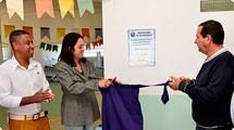 Prefeitura entrega UBS da Granada revitalizada e com sala de odontologia