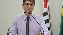 Vereador Guto Issa cobra reativa��o do cursinho pr�-vestibular da ETEC