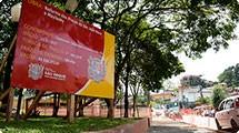 Prefeitura inicia reforma de praças em São João Novo e Maylasky