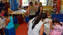Brinquedoteca Municipal é diversão gratuita para as crianças na Brasital