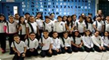 Projeto Profissões do Colégio CB COC São Roque proporciona novas experiências para alunos