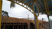 Obras de ampliação do Colégio CB COC São Roque estão em ritmo acelerado